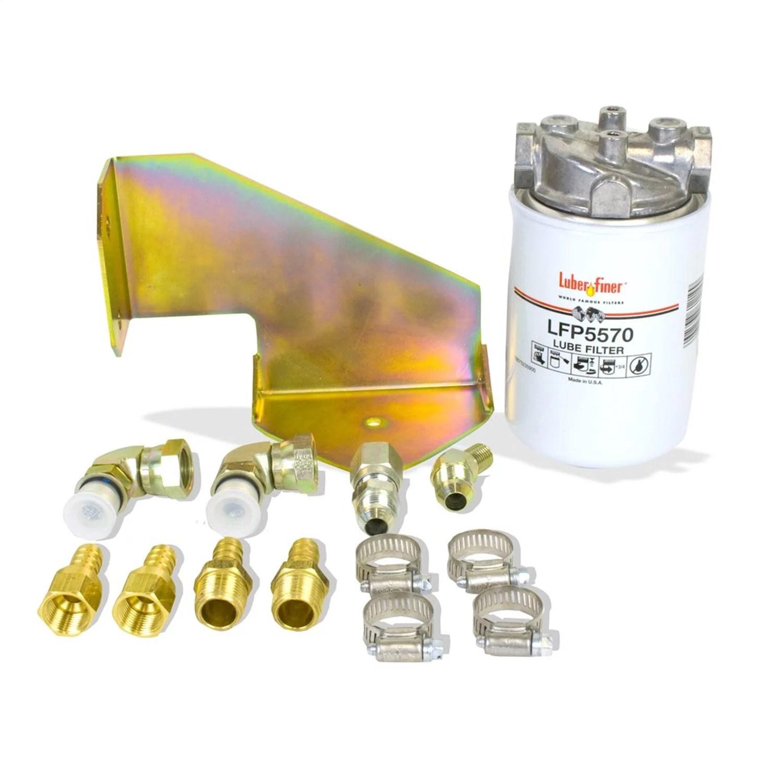 medium resolution of fuel filter remote kit
