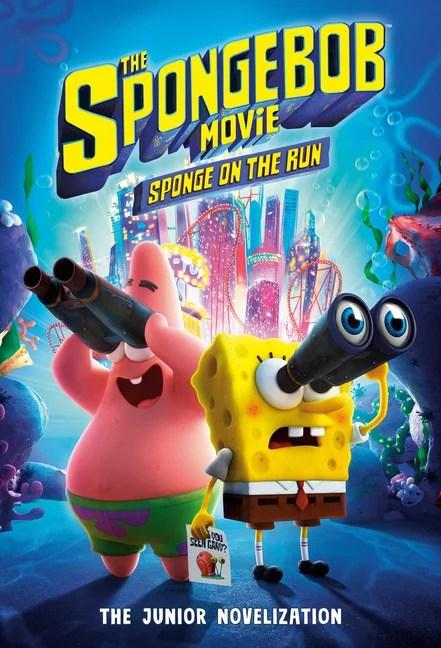 When Does The Spongebob Movie Come Out In Dvd : spongebob, movie, SpongeBob, Movie:, Sponge, Junior, Novelization, (SpongeBob, SquarePants), (Paperback), Walmart.com