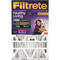 3M Filtrete Ultra Allergen Healthy Living Deep Pleat ...