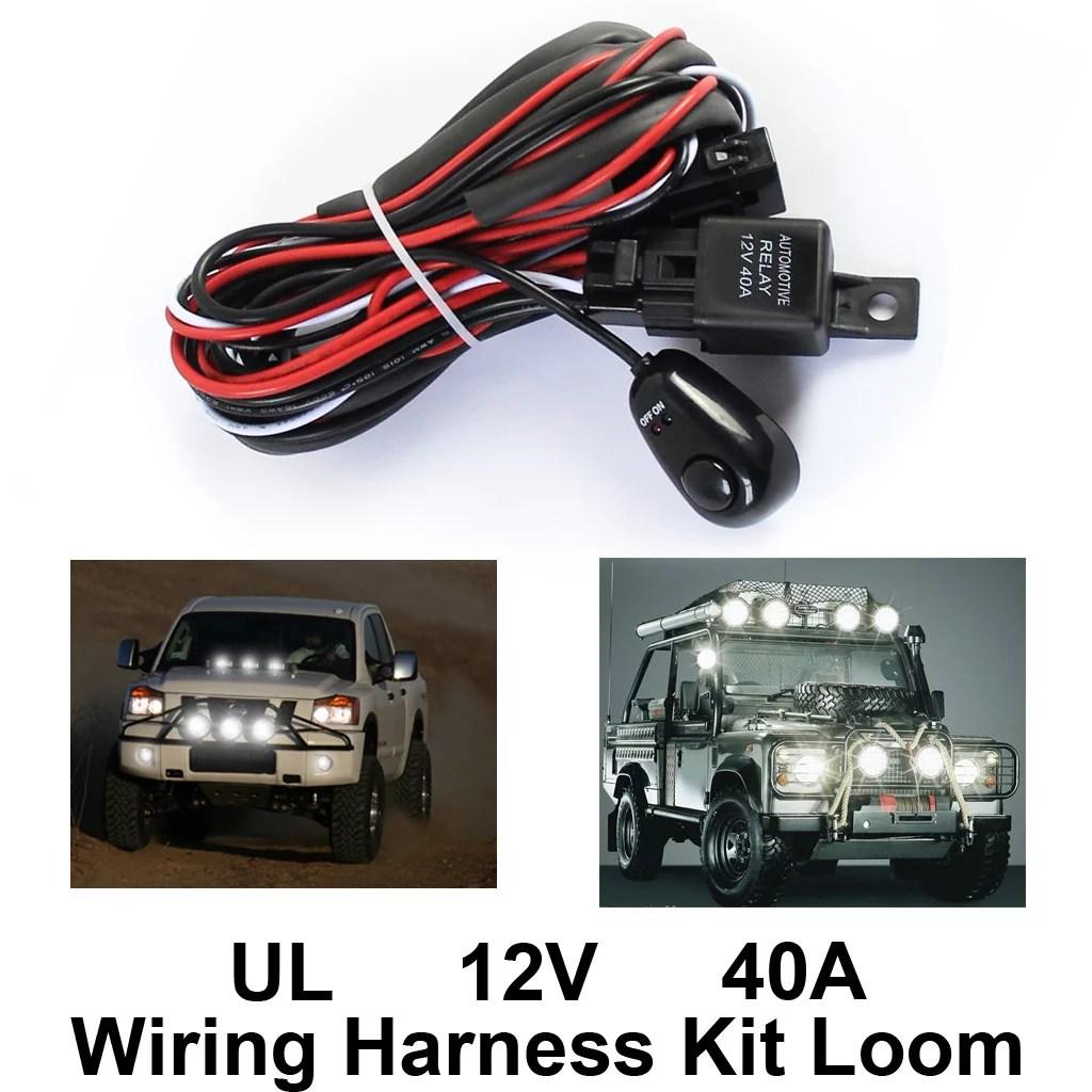 medium resolution of wiring led light in a car