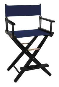 Black Frame Directors Chair - Walmart.com