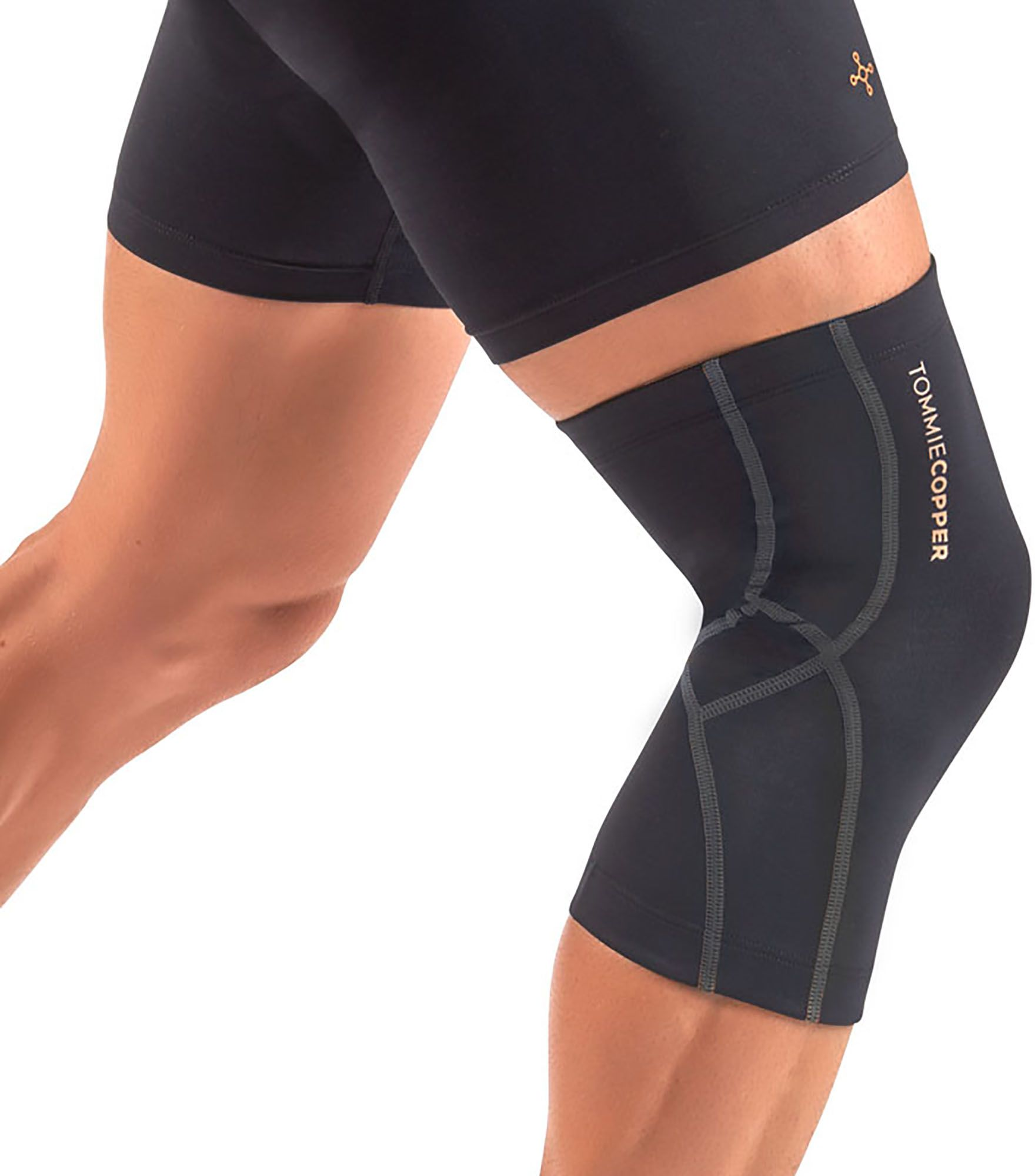 Tommie Copper Men's Performance Compression Knee Sleeve ...