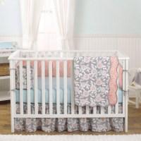 Balboa Baby 4 Piece Baby Girl Crib Bedding Set