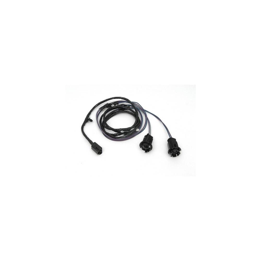 medium resolution of eckler s premier products 61156676 chevy truck parking turn signal light hood extension wiring harness