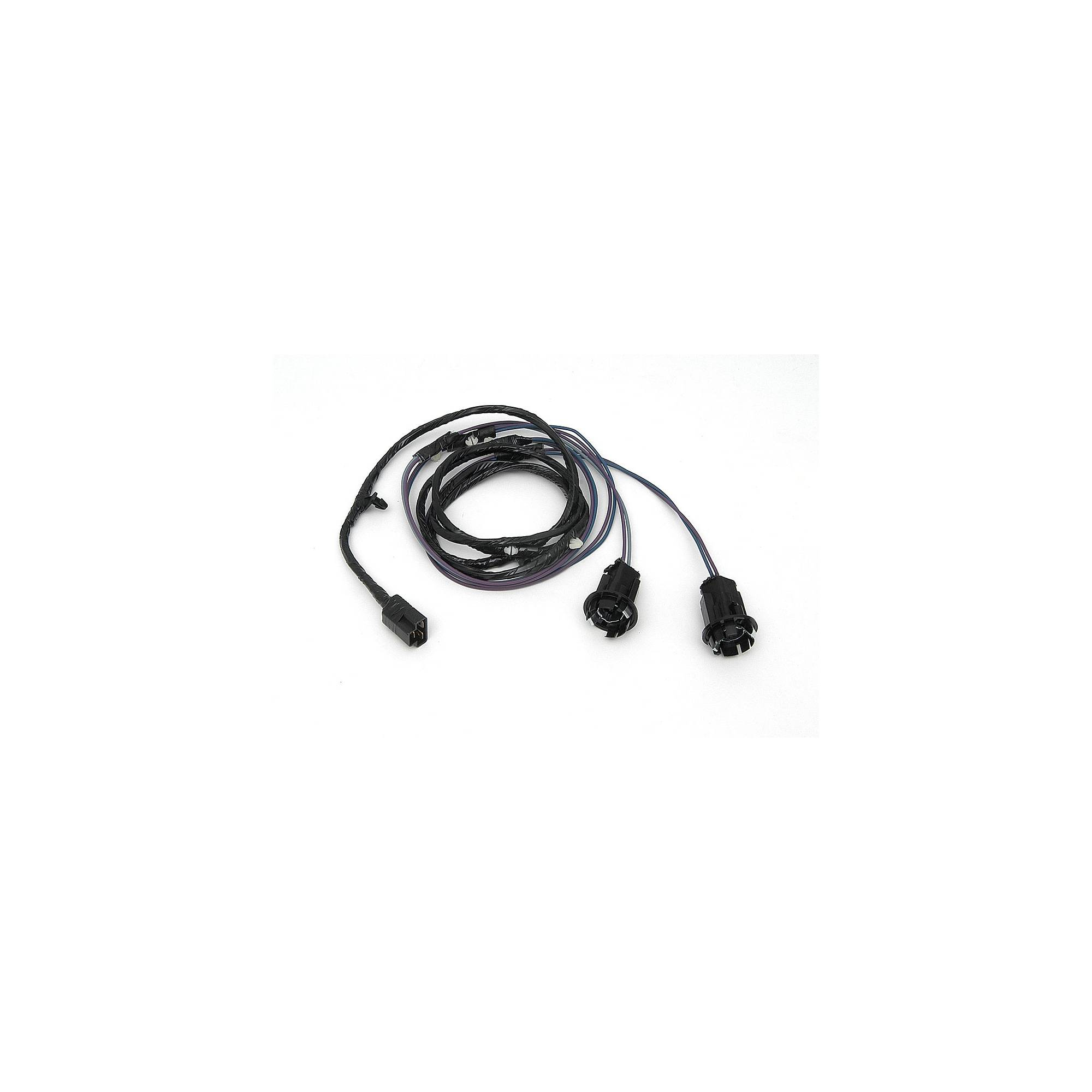 hight resolution of eckler s premier products 61156676 chevy truck parking turn signal light hood extension wiring harness