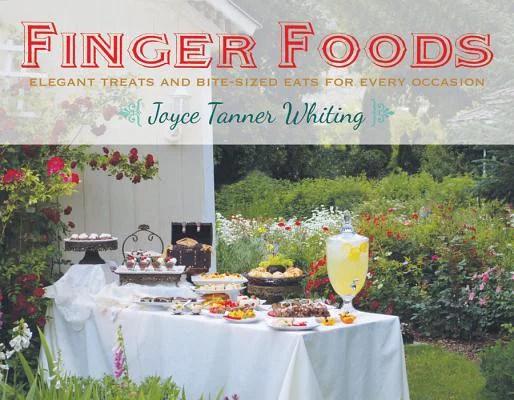finger foods elegant treats