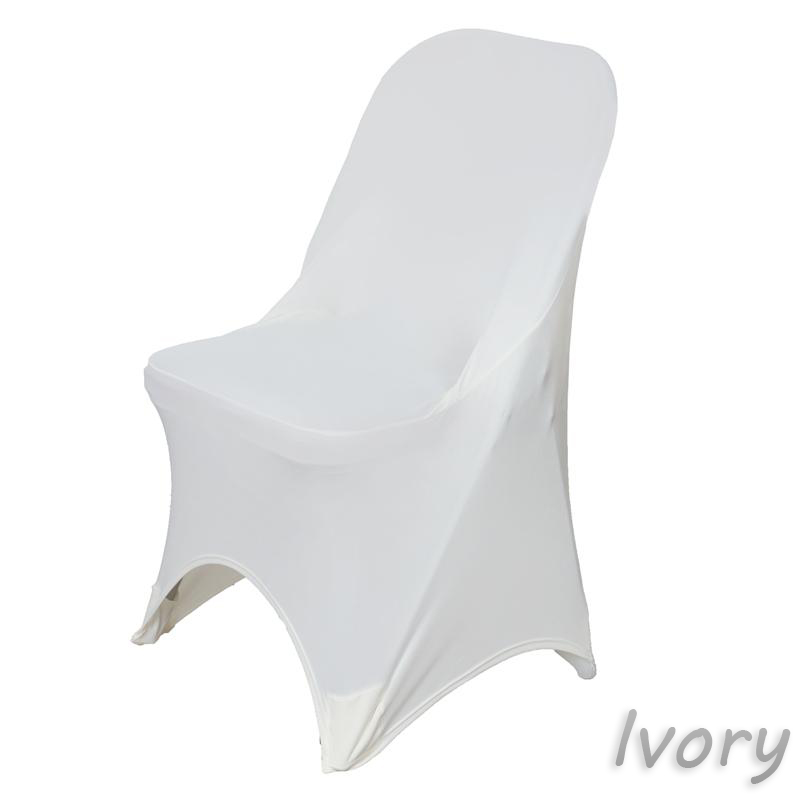 party chair covers walmart medicine ball benefits balsacircle spandex stretchable folding slipcovers for wedding reception decorations com