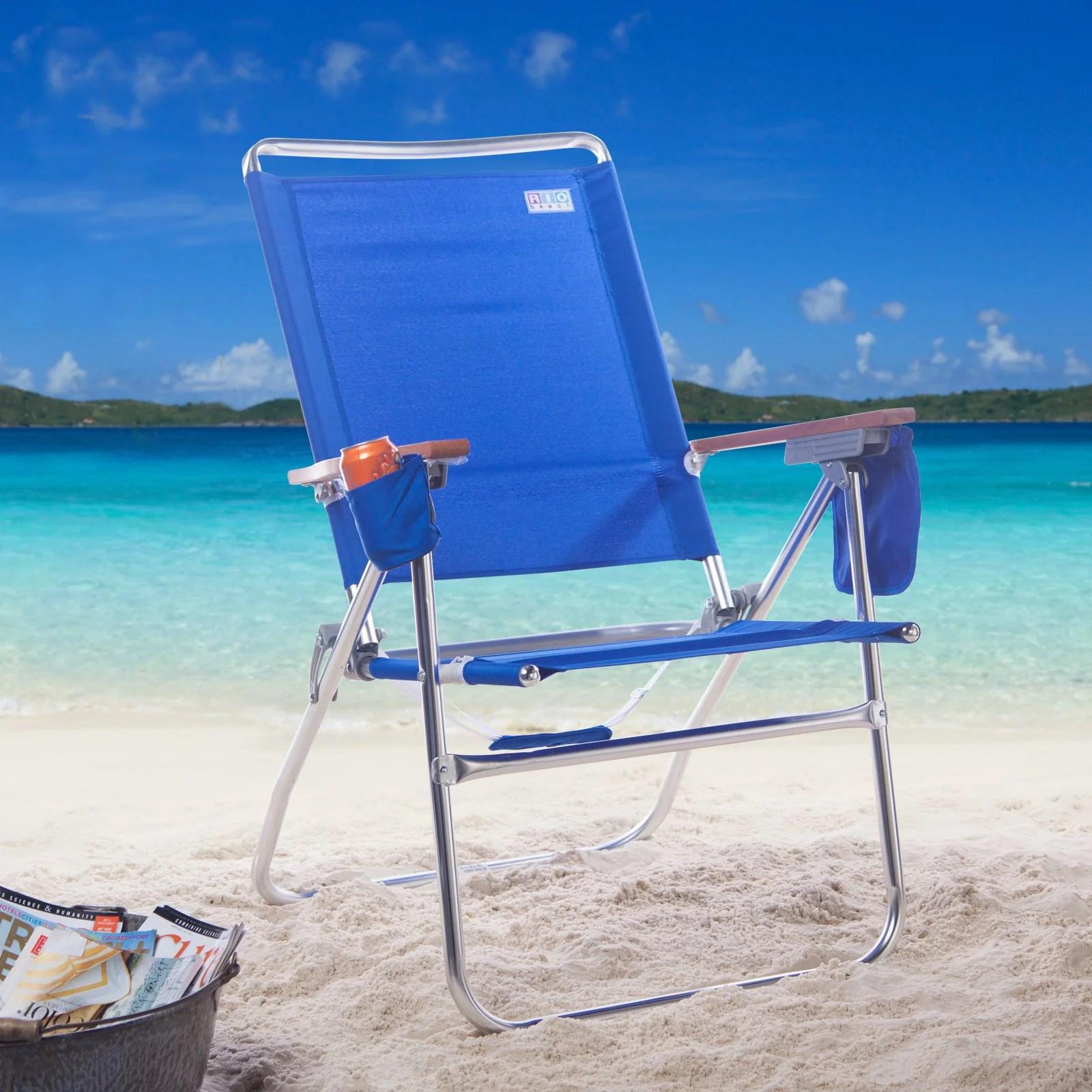 hi boy beach chair lift for stairs rio pacific blue walmart com