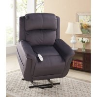 Serta Lift Chairs Hampton Power Lift Assist Recliner ...