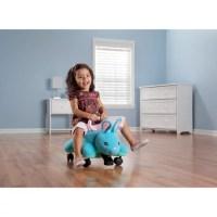 Little Tikes Pillow Racers Ride-On, Bunny - Walmart.com