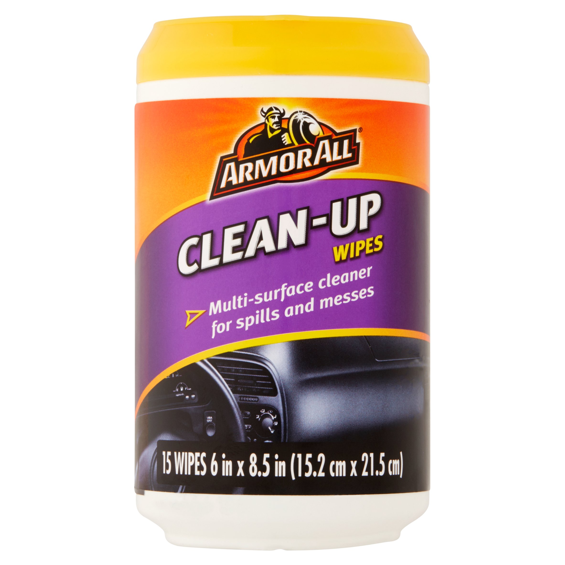 Armor All CleanUp Wipes Walmartcom
