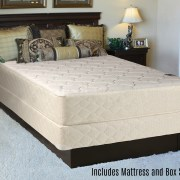 Spring Solution Fully Assembled Orthopedic Back Support Long Lasting 10 Mattress And Box Set