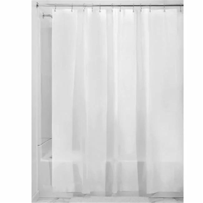 frost extra long shower curtain liner walmart com