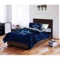 NFL Dallas Cowboys Bed in a Bag Complete Bedding Set ...