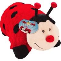 As Seen on TV Pillow Pet Pee Wee, Lady Bug - Walmart.com