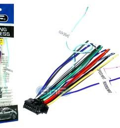 dnf new pioneer wiring harness avh x6700 dvd sm deh 100 copper wires walmart com [ 1500 x 1134 Pixel ]