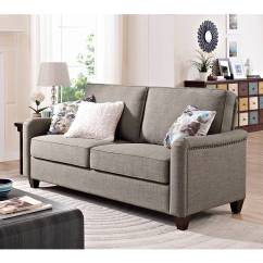Better Furniture Sofas Sofa Sleepers Dallas Texas Homes And Gardens Grayson With Nailheads