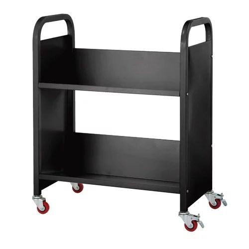 Guidecraft Book Cart Walmartcom