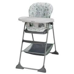 Graco Slim Fold High Chair For Makeup Room Snacker Whisk Walmart Com