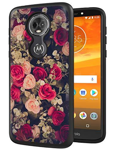 Moto E5 Case Walmart : walmart, Supra, [Fashion, Flowers, Design], Protection, Hybrid, Layer, Armor, Protective, Cover, Girls, Women, Release, (Flowers), Walmart, Canada