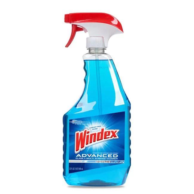Windex SCJ9013912 Windex Glass Cleaner 32 Oz Spray
