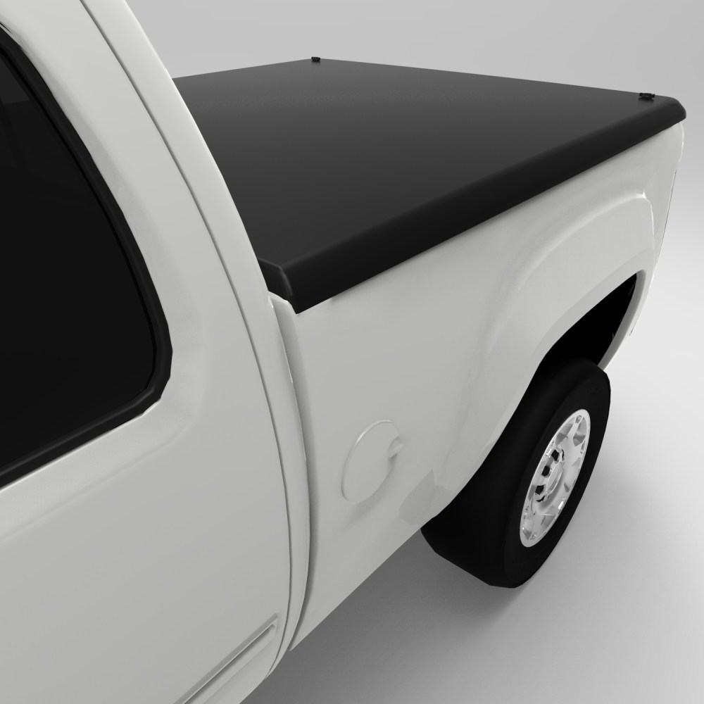 medium resolution of undercover uc4010 00 06 tundra ext cab 6 5 tonneau cover with bed rail caps walmart com