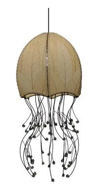 Jellyfish Hanging Lamp in Natural - Walmart.com