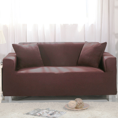 color sofa york sleeper west elm hurrise pure stretch covers 1 2 3 seats fabric chair loveseat couch settee protector brown
