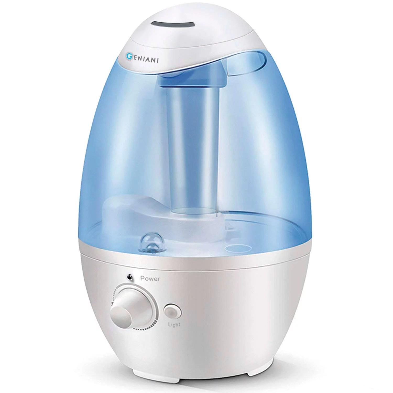 GENIANI 3L Ultrasonic Cool Mist Humidifier  Best Air