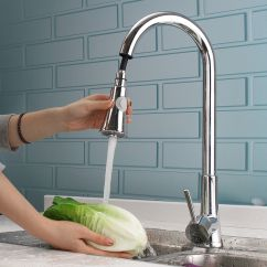 Stainless Steel Kitchen Faucet With Pull Down Spray Art Ideas Ktaxon Commercial Single Handle Sprayer Out Faucets