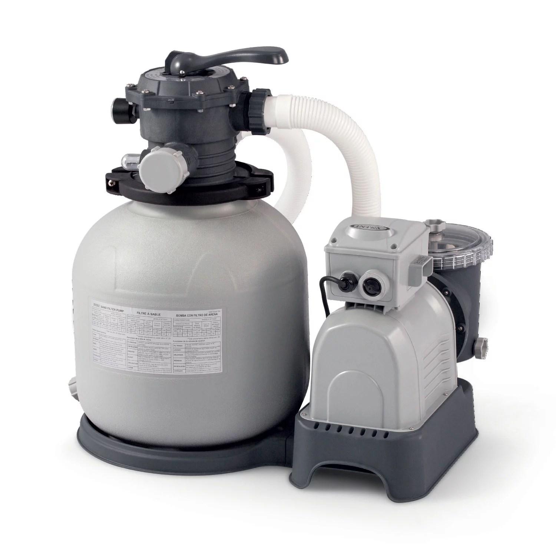 hight resolution of intex 2 800 gph sand filter pump walmart com intex pump motor wiring diagram 6 33 m