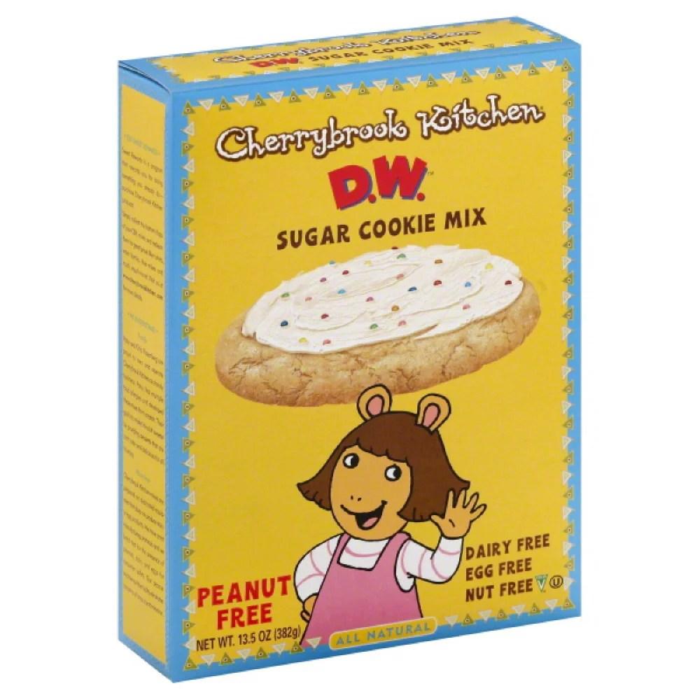 Cherrybrook Kitchen Sugar Cookie Mix 135 Oz Pack of 6