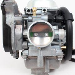Suzuki Eiger 400 Carburetor Diagram 1993 Honda Accord Lx Stereo Wiring New Oem 02-03 Carb Assembly Lta-400 F 13200-38f22 - Walmart.com