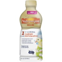 Nutramigen Hypoallergenic Baby Formula, Ready to Use, 32 ...