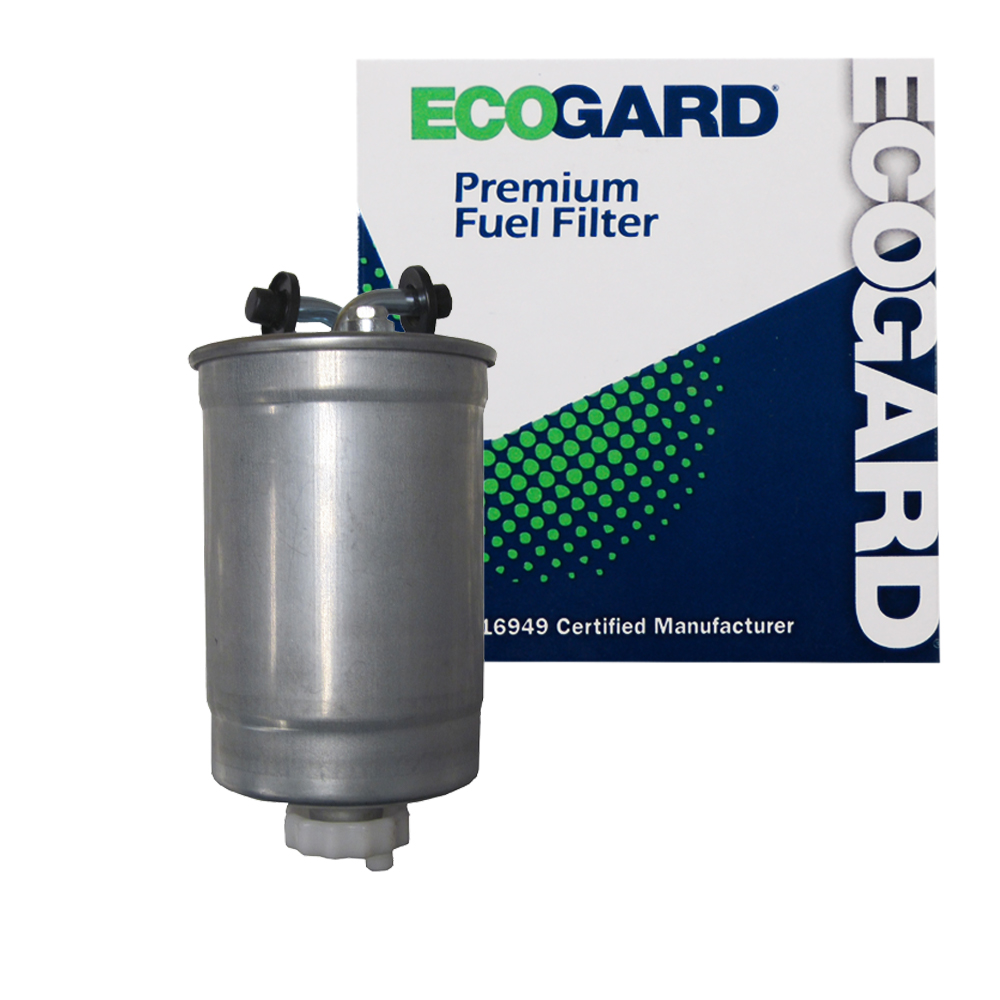 hight resolution of ecogard xf10064 diesel fuel filter premium replacement fits volkswagen jetta golf walmart com