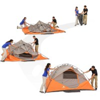 camp trail tents