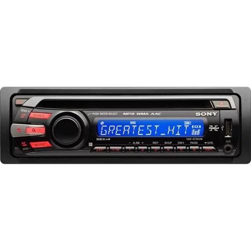 sony auto cd player wiring diagram ford fusion stereo am fm ~ elsavadorla