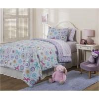Mainstays Kids Unicorns Bed in a Bag Bedding Set - Walmart.com