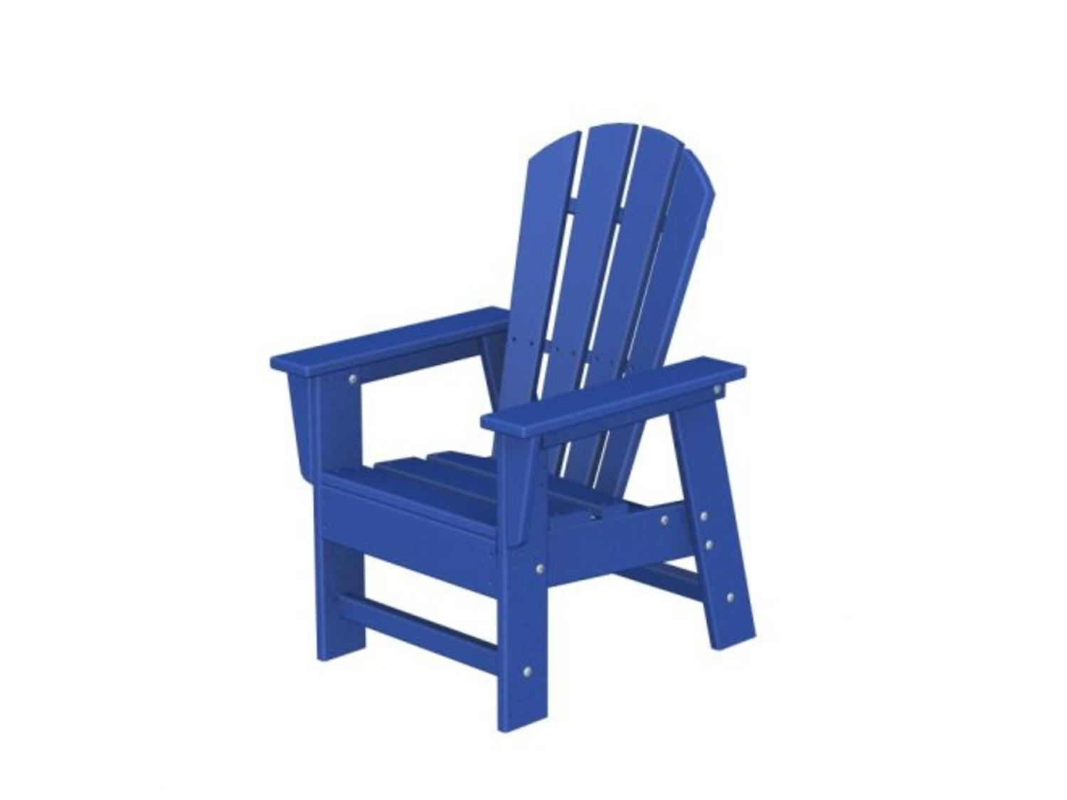 Kid Adirondack Chair Recycled Earth Friendly Venice Beach Outdoor Kid 39s