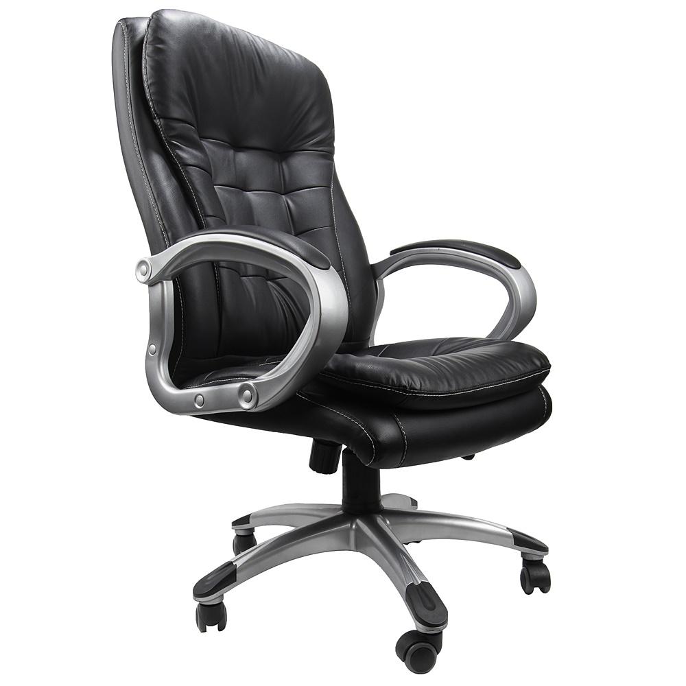 luxury office chair swivel glider rocker recliner ottoman sumaclife bristol high back executive work walmart com