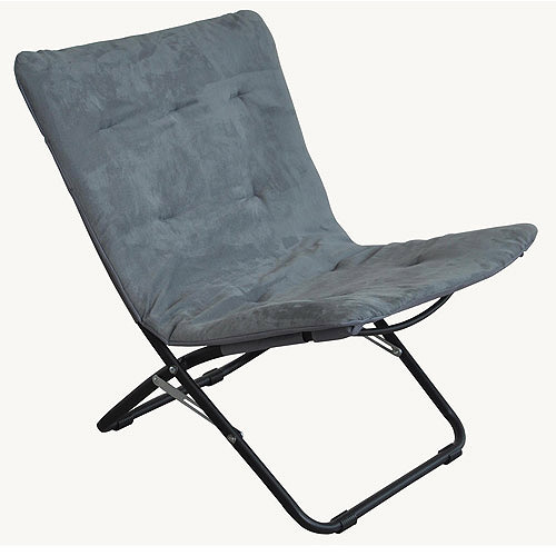 Mainstays Butterfly Folding Chair Multiple Colors