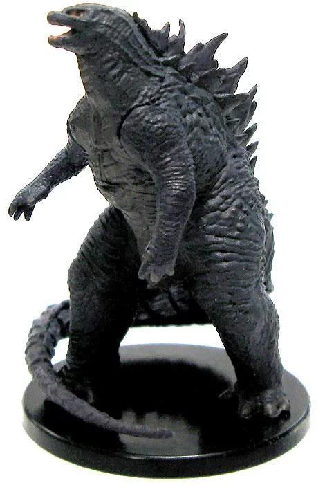 Godzilla 2014 Movie Miniature Godzilla 25 PVC Figure