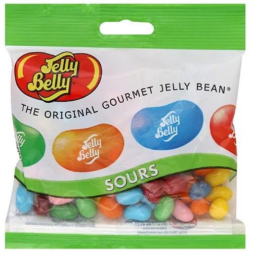 Jelly Belly Assorted Sour Beananzas 35 Walmartcom