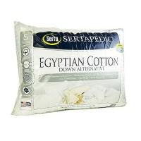 Serta Down Alternative Pillow, White