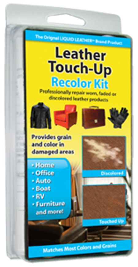 Leather Touch Up Dye : leather, touch, Liquid, Leather, Touch, Recolor, Walmart.com