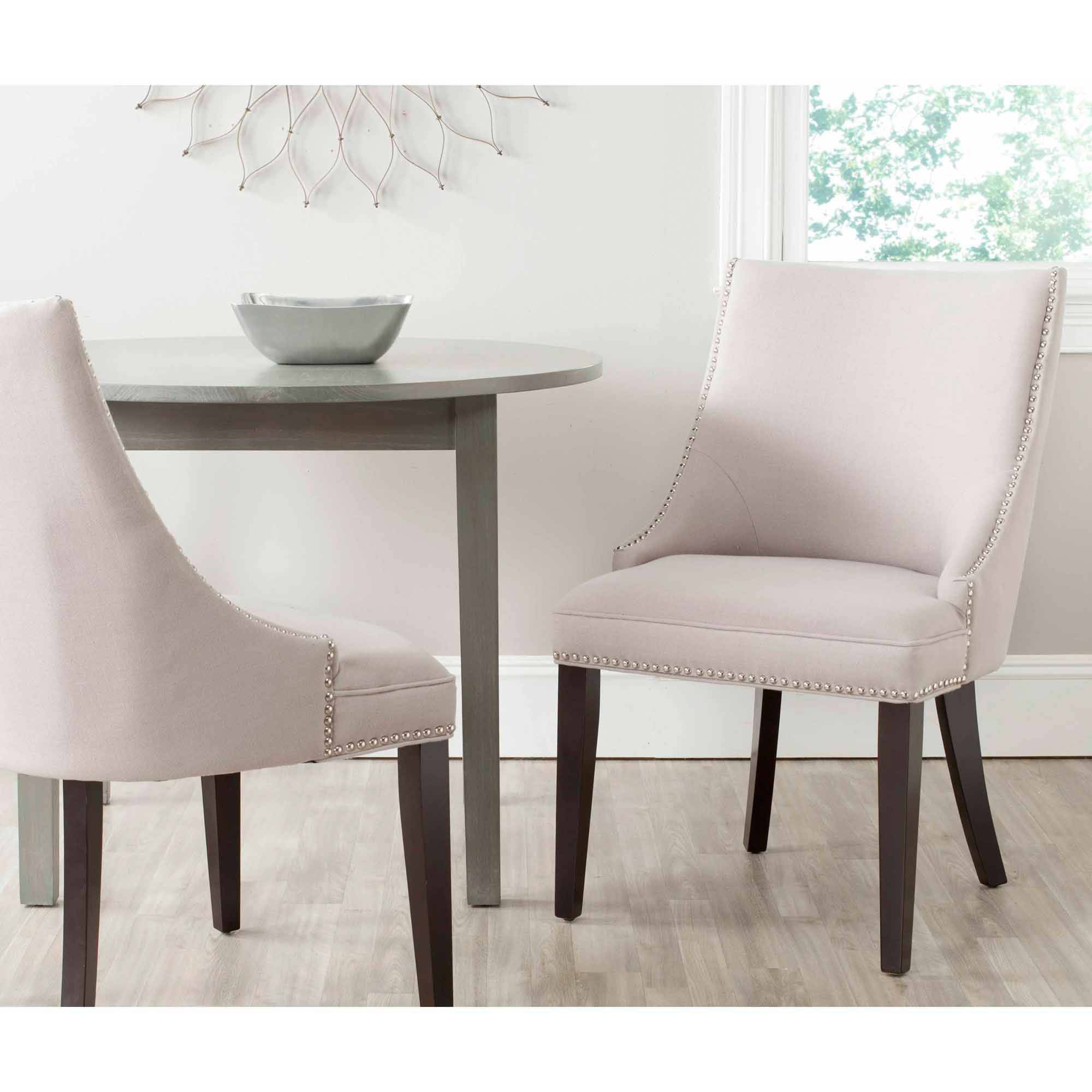 safavieh sinclair ring side chair owl for toddler lester dining chair, set of 2 - walmart.com