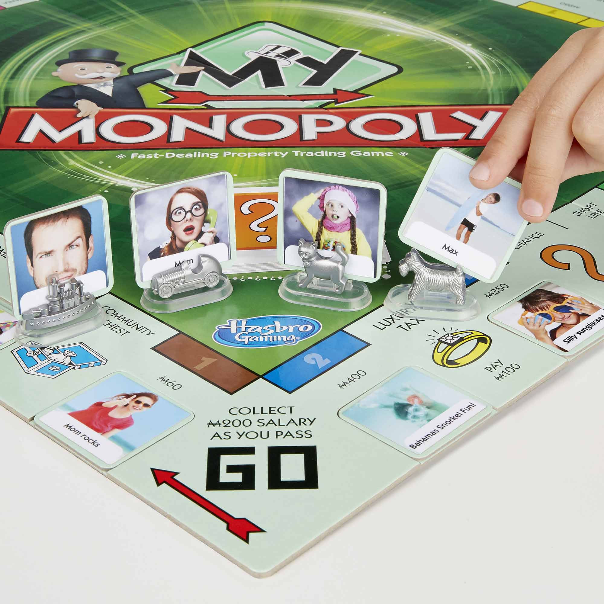 my monopoly game you