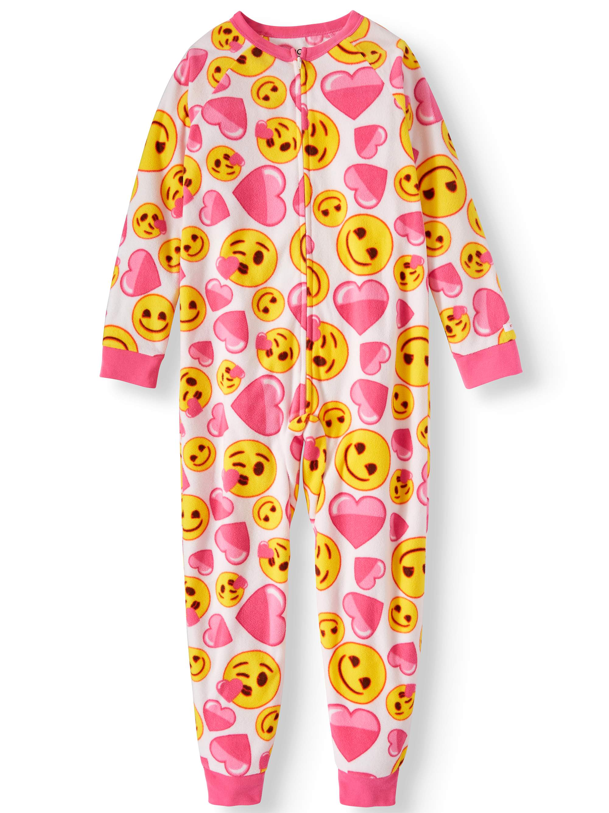 girls onesie pajama sleeper