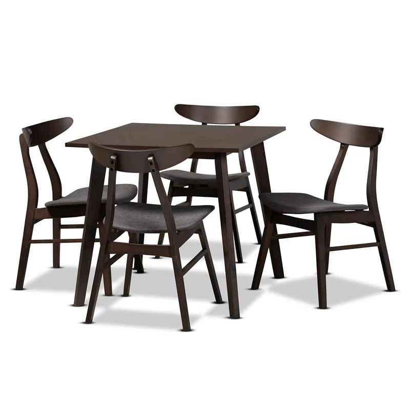 baxton studio dining room sets