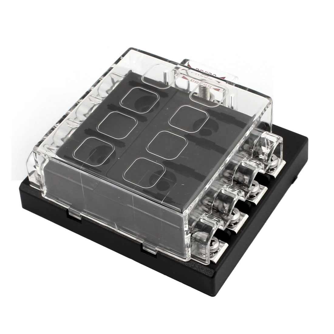 hight resolution of dc32v 8 way terminals circuit car auto blade fuse box block holder w 8 fuse block holder box